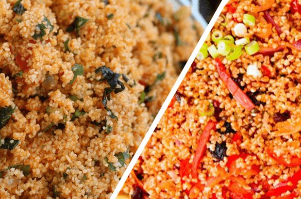 Bulgur-wheat-salad
